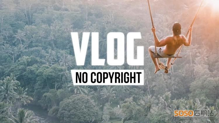 650首Vlog无版权背景音乐素材自媒体短视频BGM音效无损配乐带预览
