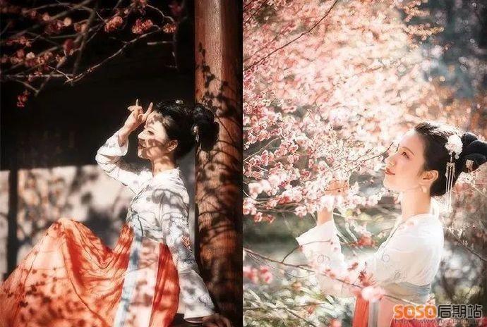 零基础学习唯美古风汉服人像摄影 前期拍摄到后期调色修图-视频教程