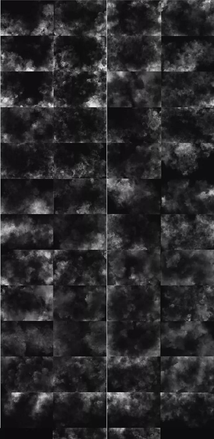 PS特效动作 图片加烟雾环绕烟尘光效动作文件(含素材+中文教程)