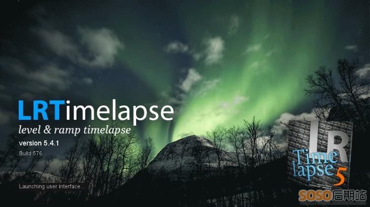 LRTimelapse Pro 5.4中文版WIN/MAC+大量教程 延时摄影制作软件